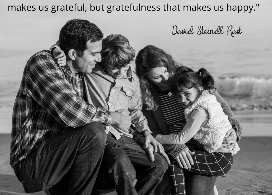 What My Kids Taught Me About Gratitude