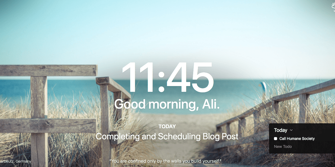 The 5 Productivity Tools I Use Daily