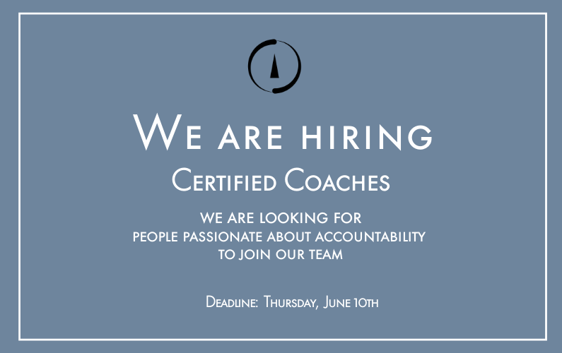 Our Coaching Team Is Growing! Are You Interested In Applying?